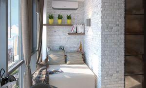 Мебель для балкона и лоджии простыми словами