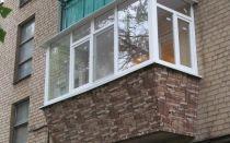 Внешняя отделка балконов и лоджии — разбираемся в тонкостях